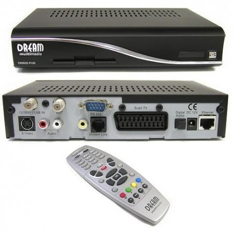 Dreambox 500 HD