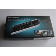 Mini clavier AZERTY wifi et bluetooth
