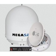 MEGASAT CAMPINGMAN Portable Antenne Satellite Automatique + AutoSkew
