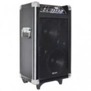 "SkyTec ST-075 Portable Sound System 2x 8 ""USB / SD / VHF"