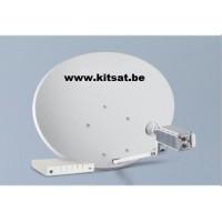 Internet et téléphonie par satellite avec Astra2connect