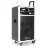 SkyTecST-120 Système sono portable DVD/USB/MP3/SD/VHF