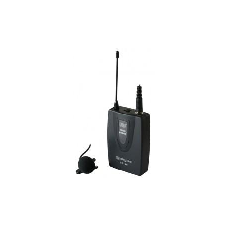 SkyTec Bodypackset tieclip Bandeau UHF