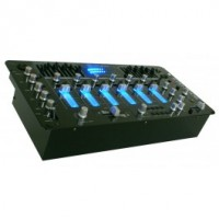 """SkyTec STM-3006 6-Channel 19 """"Mixer"""
