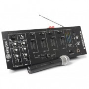 SkyTec STM-3018A-6 Channel Mixer / Amplificateur BT / VHF