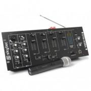 SkyTec STM-3018A-6 Channel Mixer / Amplificateur BT / VHF