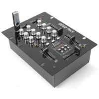 SkyTec STM-2300 2-Channel Mixer USB / MP3