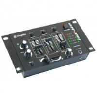SkyTecSTM-2211B Table de mixage 4 canaux - Noir