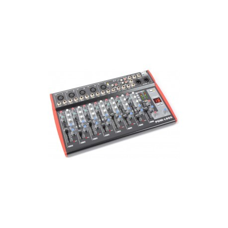 Power Dynamics	PDM-L905 Table de mixage 9 canaux MP3/ECHO