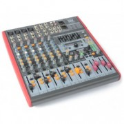 Power Dynamics	PDM-S803 Stage Mixer 8-Channel DSP/MP3- USB IN/OUT