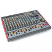 Power Dynamics PDM-S1603 étape Mixer 16 canaux DSP / MP3- USB IN / OUT