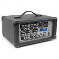 Puissance Dynamics PDM-C804A Propulsé Mixer 4 canaux MP3 / ECHO