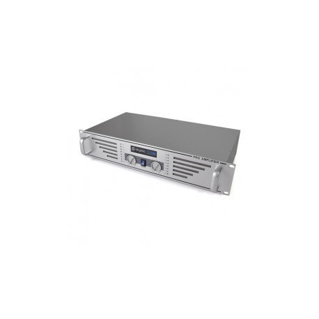 SkyTecAmplificateur professionnel SKY-240S 2x 120 Watt argent