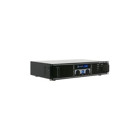Amplificateur SkyTec PA 2x 120W max. SKY-240 Noir
