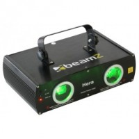 BeamZ	Hera 2-Way Laser Green 80mW DMX