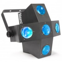 BeamZ Professional	MultiTrix 320 RGBAW LEDs DMX