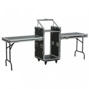 "Power DynamicsPD-F16U10T Rack 19"" avec table"