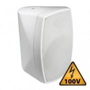 """Power DynamicsISPT6W Enceinte 100 V / 8 Ohms 6,5"""" 150 W - Blanc"""