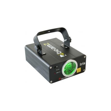 BeamZIris Laser vert 50 mW DMX