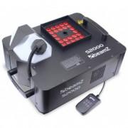 BeamZS2000 Machine à fumée et effet DMX 24 LEDs RGB 3 W