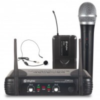 STWM722C Système micro sans fil 2 canaux UHF