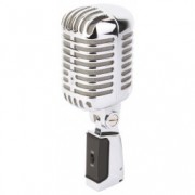 Power Dynamics	PDS-M02 Microphone Rétro Style Chrome