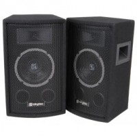 """SkyTecSL6 Enceinte Disco 6"""" 250 W (Paire)"""