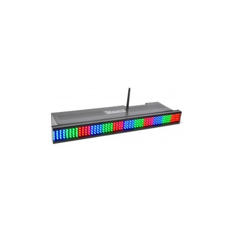 Wi-Bar Barre 192 LEDs RGB, batterie 2,4 GHz DMX