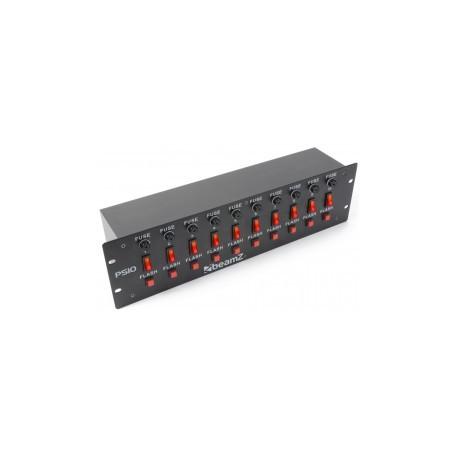 BeamZPS10 Dispatching 10 canaux + touche Flash