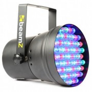 BeamZ	Par 36 Spot 55x LEDs 10 mm RGB