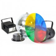 BeamZ	Disco Party Set avec stroboscope