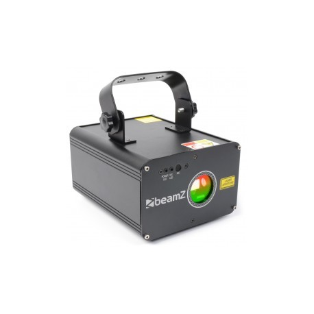 BeamZOberon Laser RGY DMX 225 mW