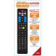 Télécommande Universelle pour Philips - LCD/LED/PLASMA