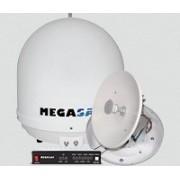 MEGASAT CAMPINGMAN Portable Antenne Satellite Automatique + AutoSkew