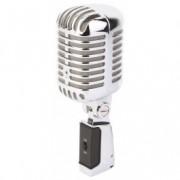 Power DynamicsPDS-M02 Microphone Rétro Style Chrome