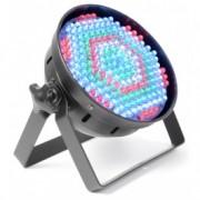 BeamZSlimPAR projecteur 186 LEDs RGBW DMX