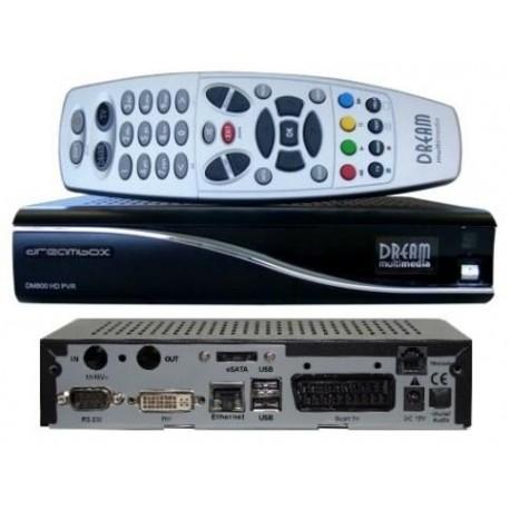Wonderlijk Dreambox 800 HD PVR - Kitsat BY-46